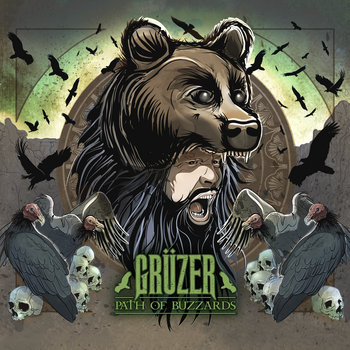 Path of Buzzards cover art