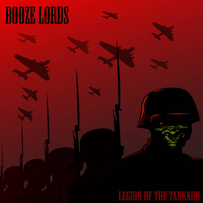 Legion of the Tankard cover art