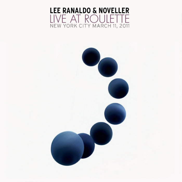 Live at Roulette cover art