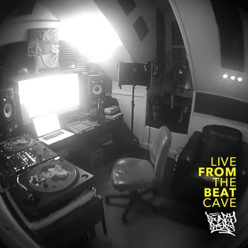 Live From The Beat Cave #1 cover art