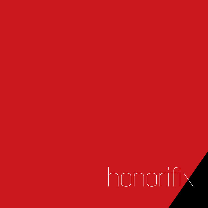 Honorifix cover art