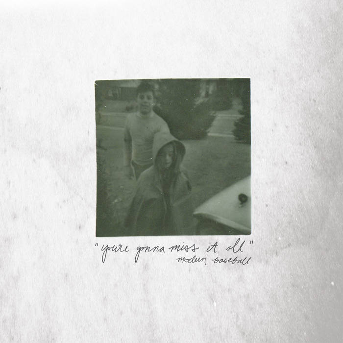 You're Gonna Miss It All cover art