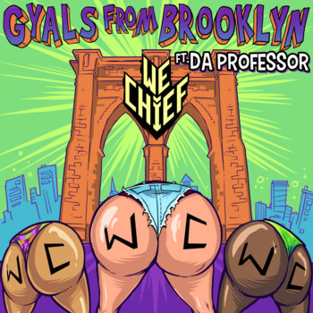 Gyals From Brooklyn (ft. Da Professor) cover art