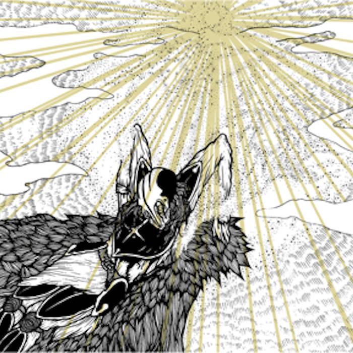 Breag Naofa / Children of god split cover art