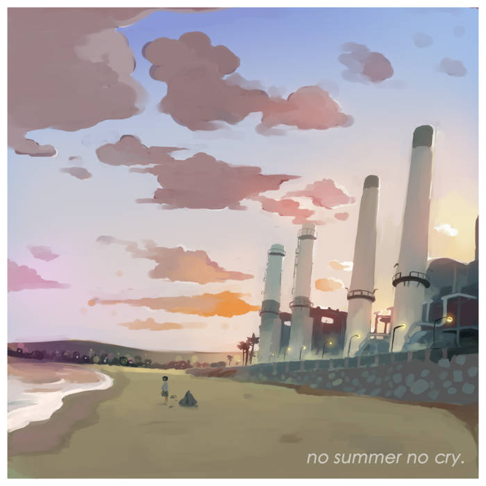 NO SUMMER NO CRY cover art