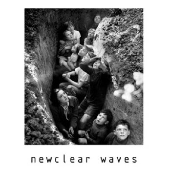 MNQ 003 Newclear Waves / Opus Finis 7'' Split cover art