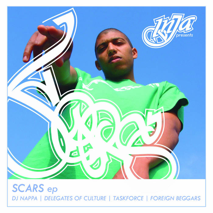 Scars EP cover art