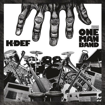 One Man Band cover art