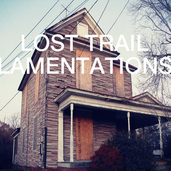 Lamentations cover art