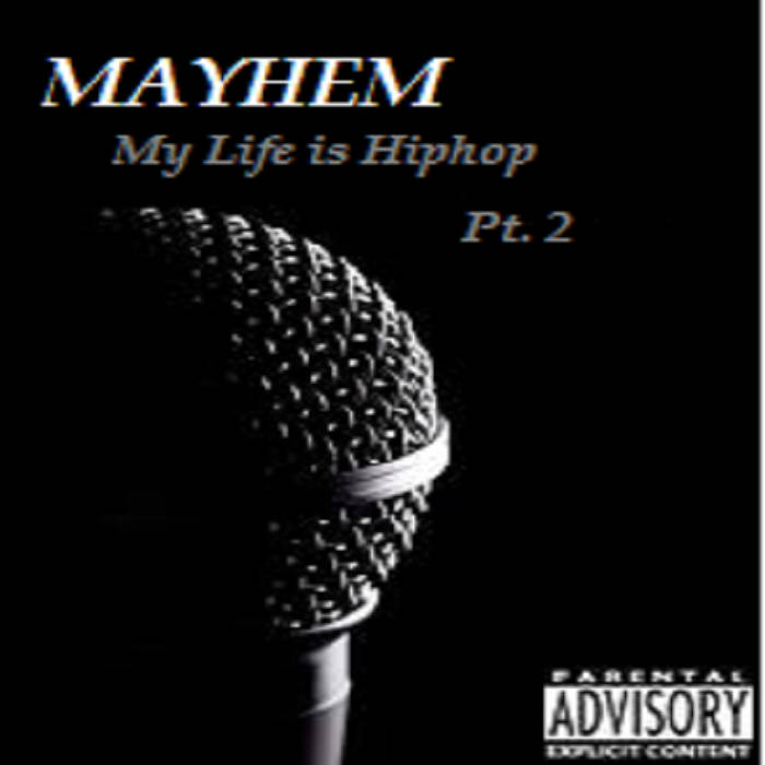 My Life is HipHop Pt.Two cover art