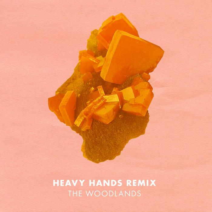 Heavy Hands Remix cover art