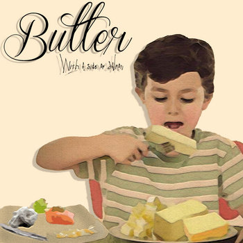 Butter With A Side Of Salmon cover art