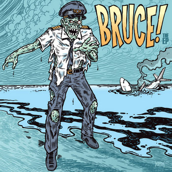 BRUCE! THE EP cover art