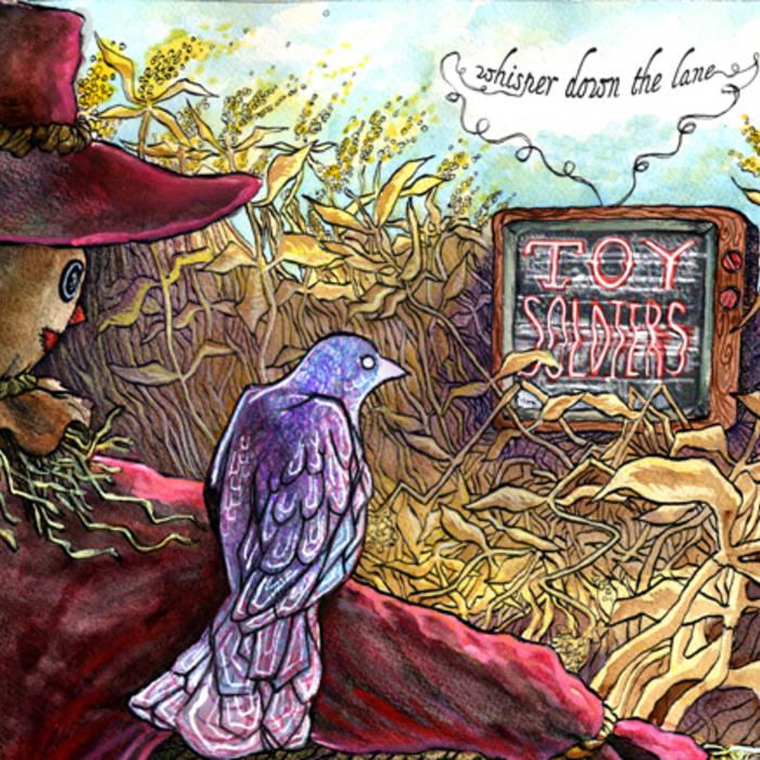 Whisper Down the Lane (Sampler) cover art
