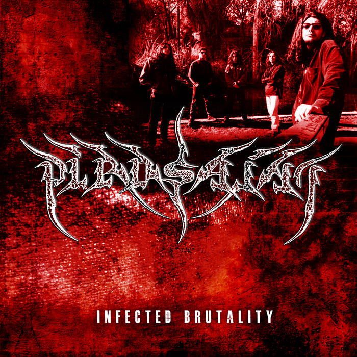 Infected Brutality cover art