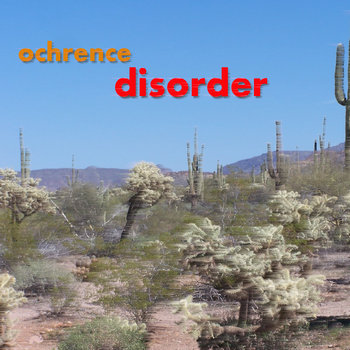 Disorder cover art