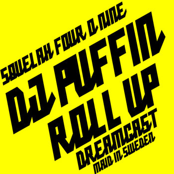 [SQH001] Roll Up EP (2011) cover art
