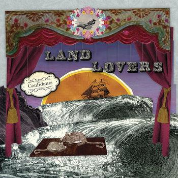 Confidants cover art