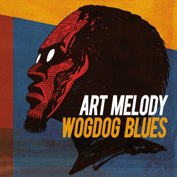 Wogdog Blues cover art