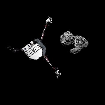 Frank Default - 67P (Tribute To Rosetta) cover art