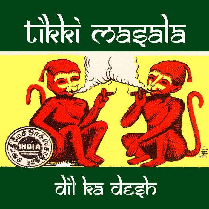 Dil Ka Desh cover art