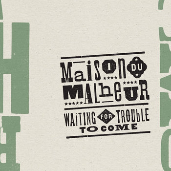 Waiting For Trouble To Come cover art