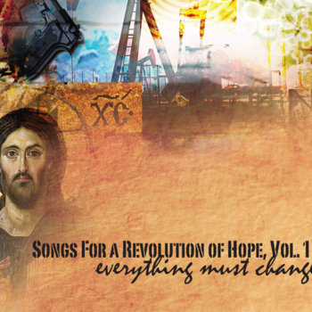 Songs For a Revolution of Hope cover art