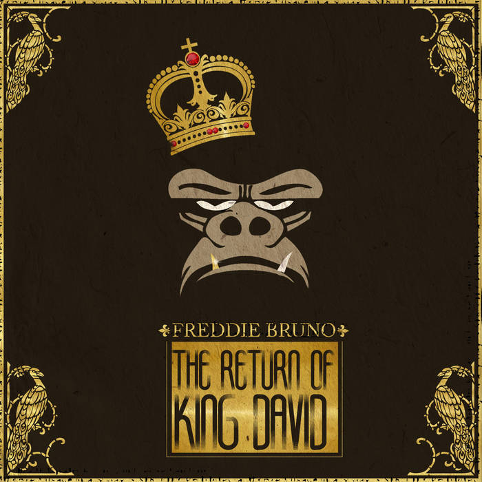 The Return of King David cover art