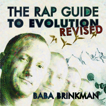 The Rap Guide to Evolution: Revised cover art