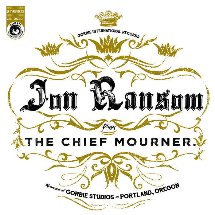 The Chief Mourner cover art