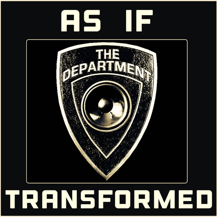 As If Transformed cover art