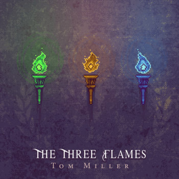 The Three Flames cover art