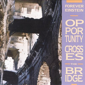 Opportunity Crosses the Bridge cover art