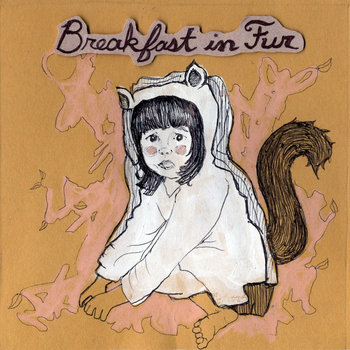 "Breakfast In Fur EP 10"" cover art"