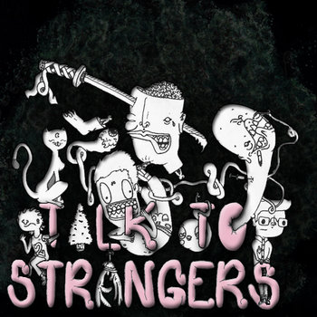 Talk to Strangers cover art