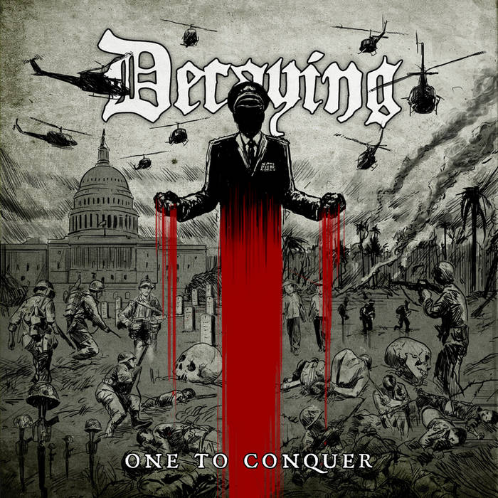 One To Conquer (2014) cover art