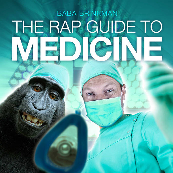 The Rap Guide To Medicine cover art