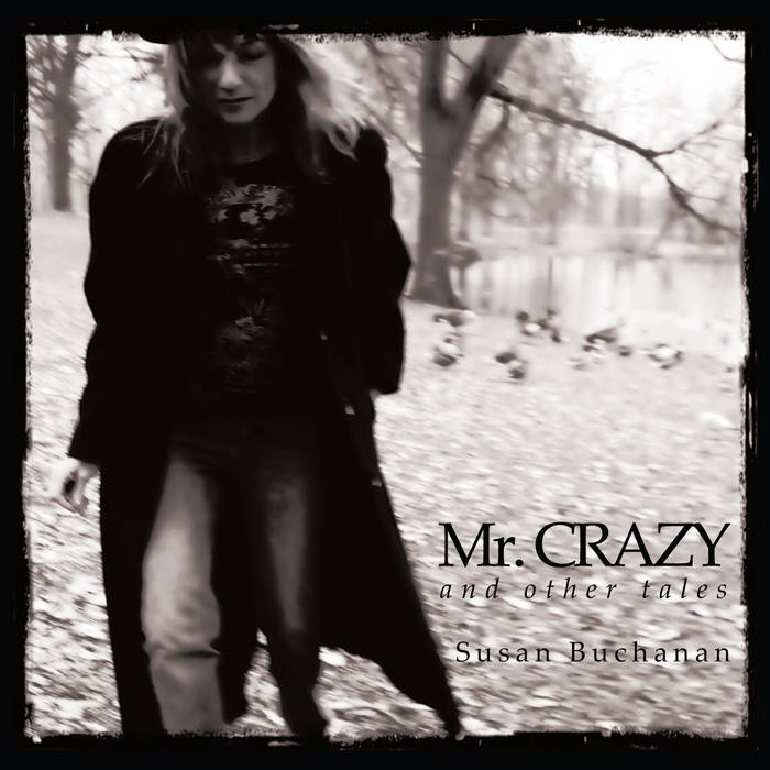Mr. Crazy & Other Tales cover art