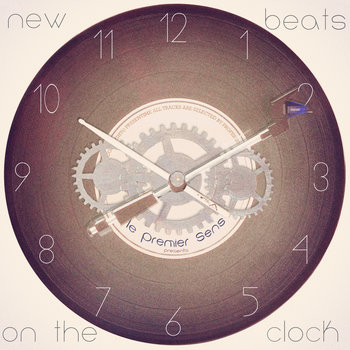 New Beats On The Clock cover art