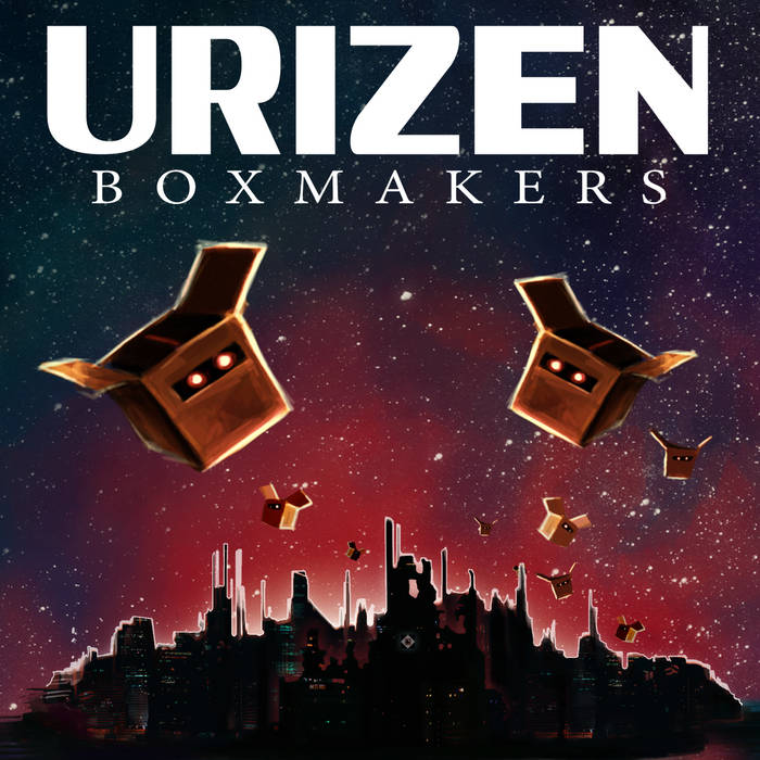 Boxmakers (single) cover art