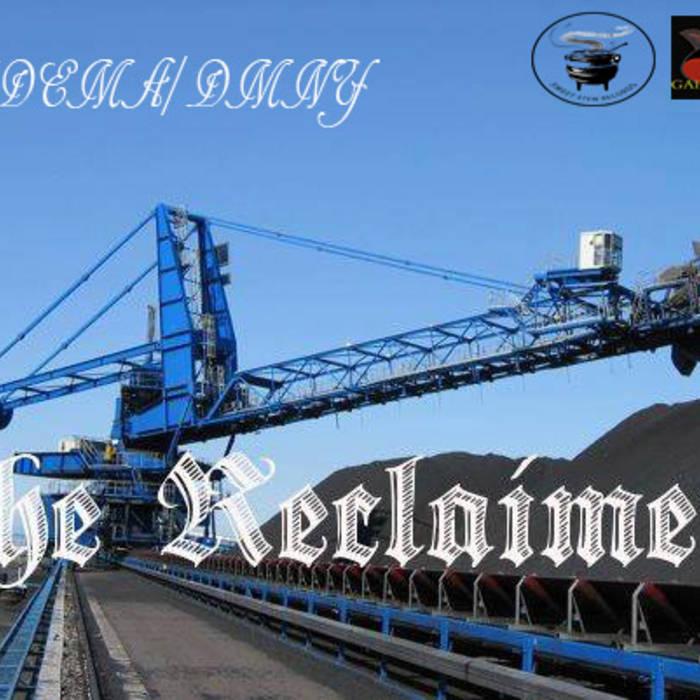 "Gadema & DMNY present ""The Reclaimers"" EP cover art"