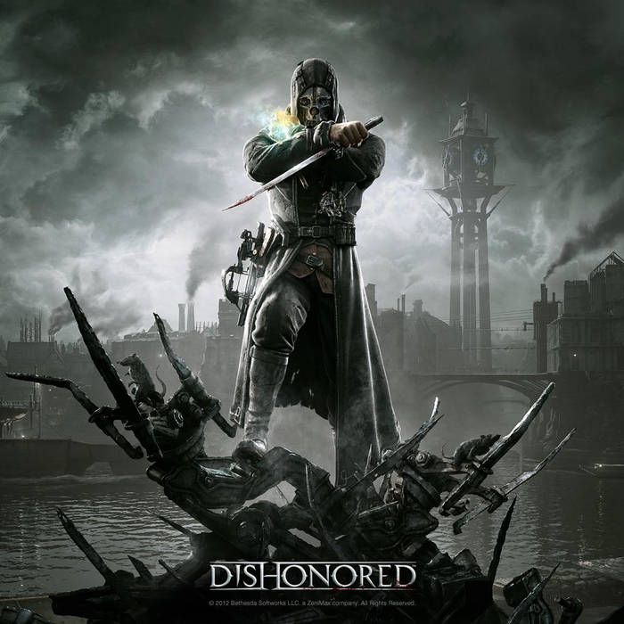 Dishonored Soundtrack cover art