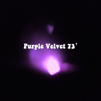 Purple velvet 73' cover art