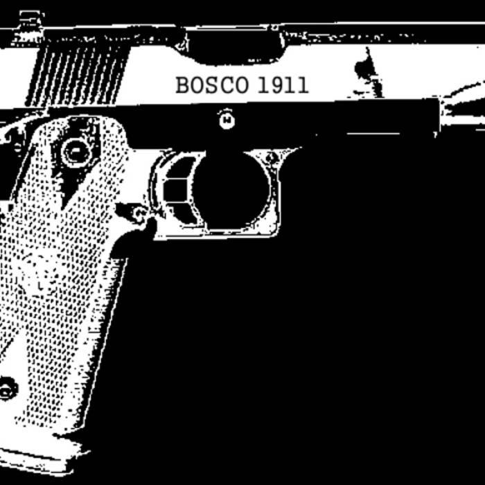 B is for BOSCO cover art