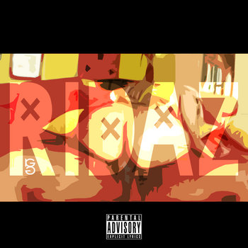 RIDAZ Ft. JEFFdaMC Prod. by (H.Kal-El X Rokmore) cover art