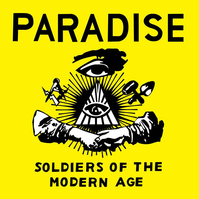 Soldiers of the Modern Age cover art