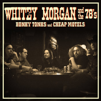 Honky Tonks and Cheap Motels cover art