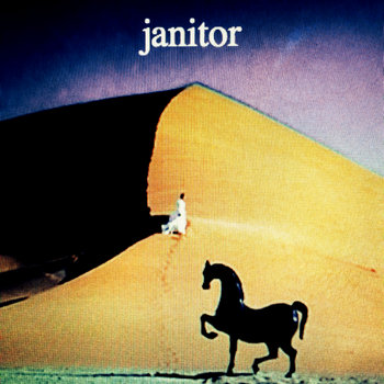 janitor cover art