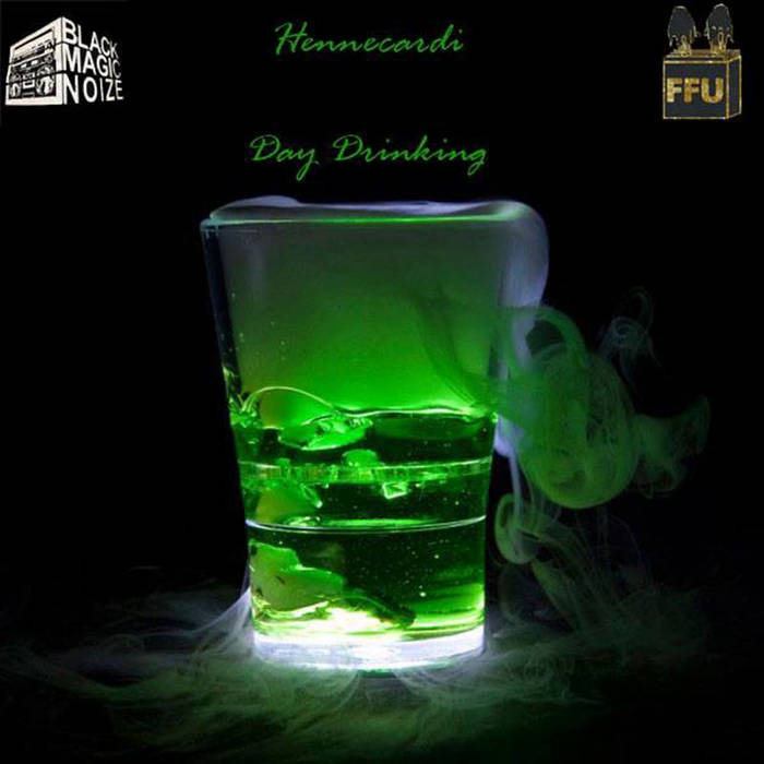 Hennecardi Day Drinking cover art