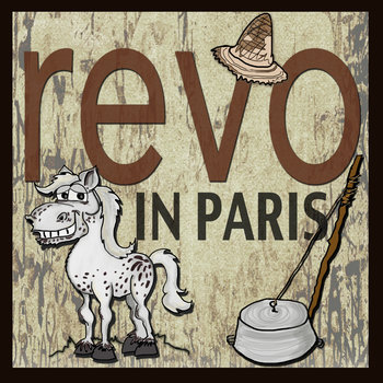 REVO in Paris cover art